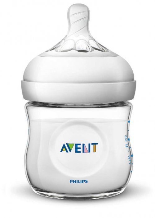 Philips Avent  Natural PP Biberon 125 ml