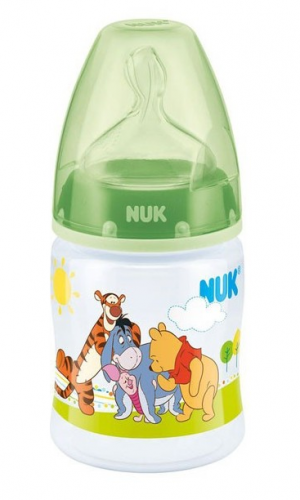 Nuk Yeşil First Choice Plus Disney Winnie PP Biberon 150 ml