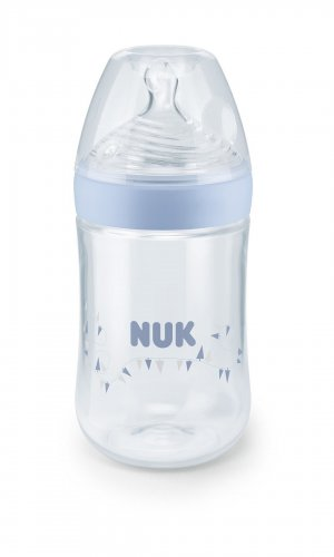 Nuk Mavi Nature Sense PP Biberon No:1 150 ml