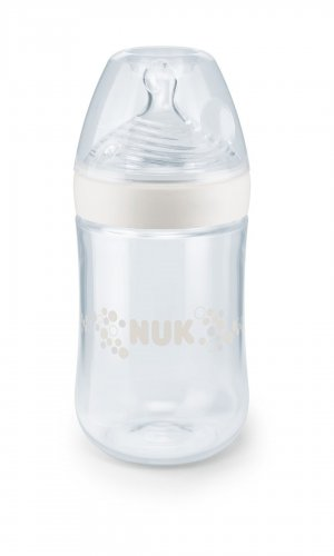 Nuk Beyaz Nature Sense PP Biberon No:1 150 ml