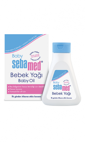 Sebamed Baby Oil Bebek Yağı 150 ml