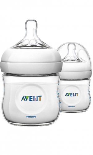 Philips Avent Natural PP Biberon 125 ml 2li*